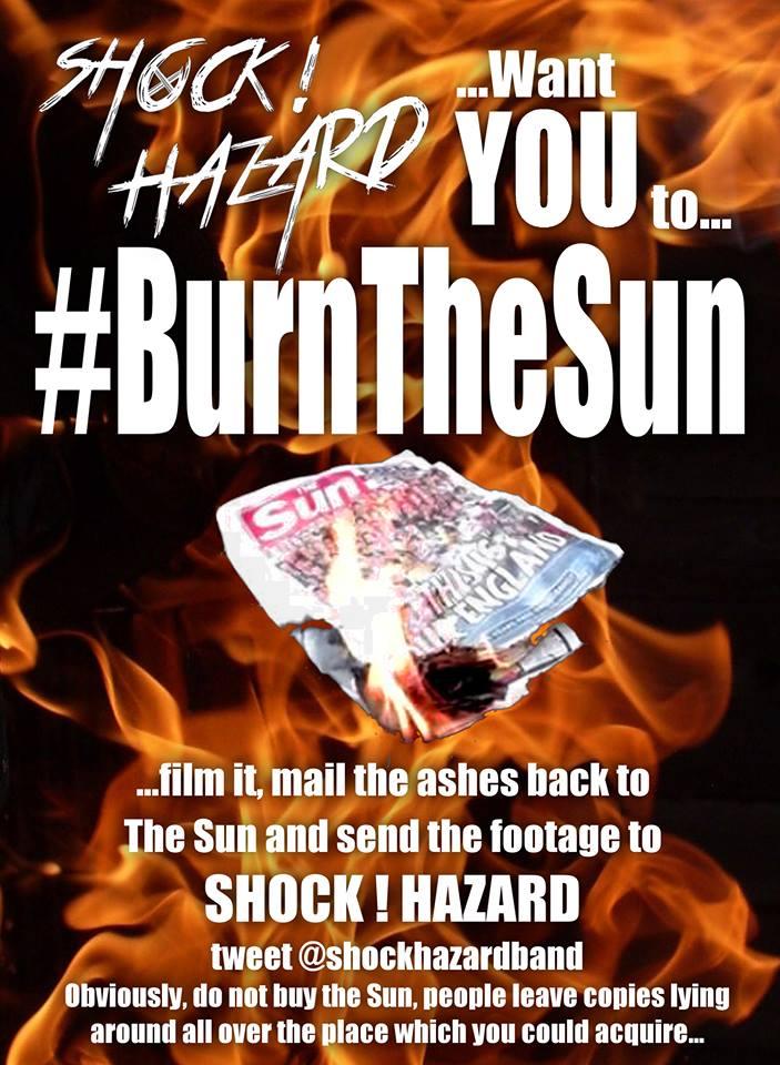 burnthesun