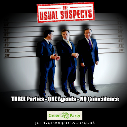 The Usual Suspects master
