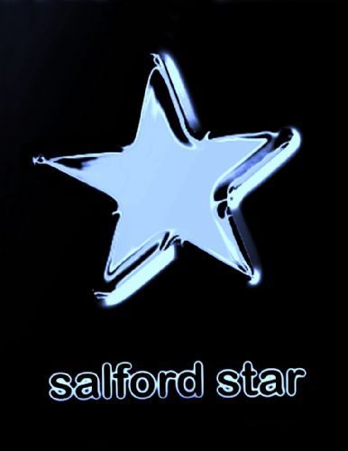 salford star logo - Coloured
