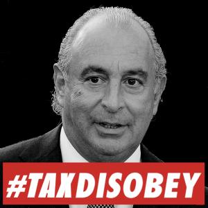 TAXDISOBEYgreen