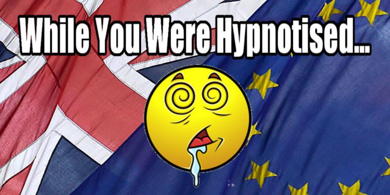 whileyouwerehypnotised
