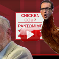 Chicken Coup Pantomime 2016, part 2 [Post Satire]