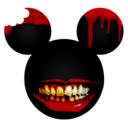 MickeyMouthEmojiSmile