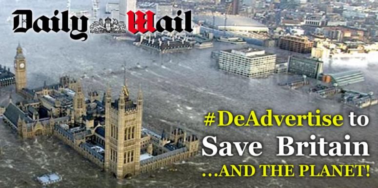 DeAdvertise banner