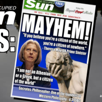 MAYHEM! [The Occupied Sun]
