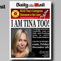 I AM TINA TOO! #IamTinaToo [Daily Wail]