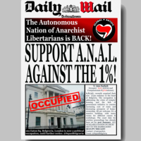 SUPPORT A.N.A.L. AGAINST THE 1%! [Daily Wail]