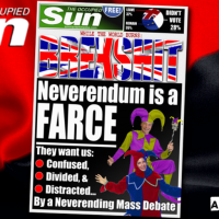 BREXSHIT neverendum is a FARCE [The Occupied Sun]