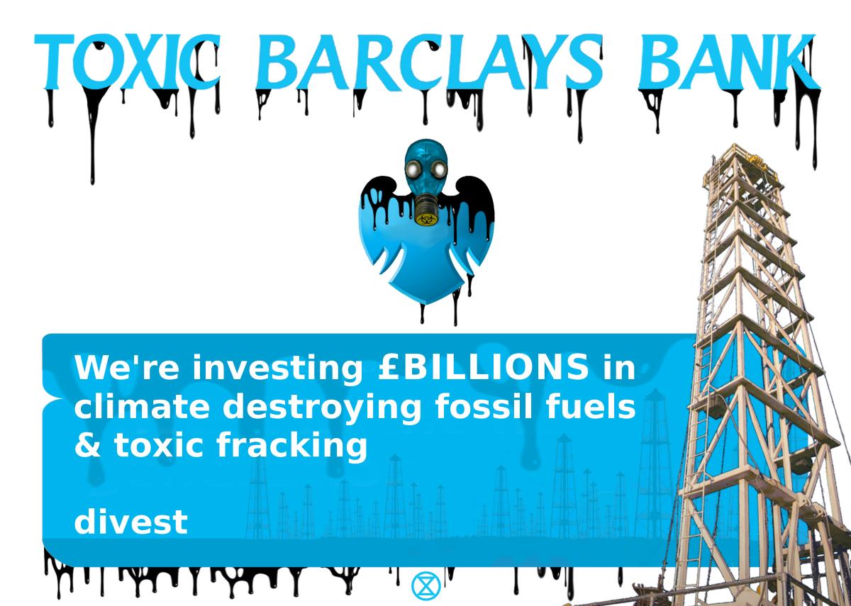 Toxic Barclays Bank [Subvert]