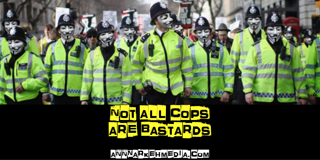 NOT ALL COPS