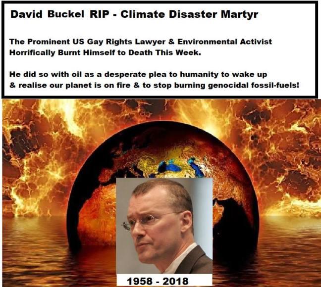 RIP David Buckel