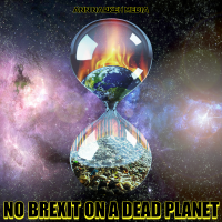 NO BREXIT on a DEAD PLANET. TWELVE YEARS LEFT [memes]