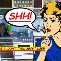 SHH! Episode 1: Don't Talk About DSEI!